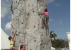 Rental of Mobile Rock Climbing Wall